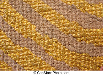 Solid embroidery stitch - The surface of the solid...