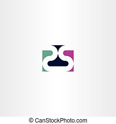 number twenty five 25 2 and 5 logo icon vector - number...