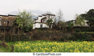 wuyuan62.mov  - beautiful old village in China