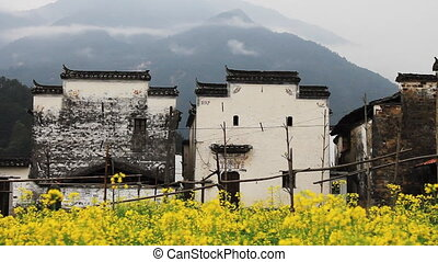 wuyuan65mov - beautiful old village in China