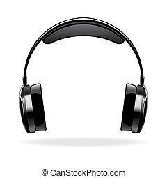 Vector headphones