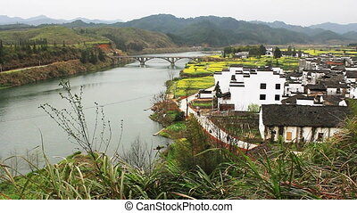 wuyuan73mov - beautiful old village in China