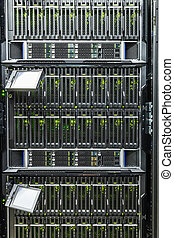faulty blade server - server chassis, the platform...