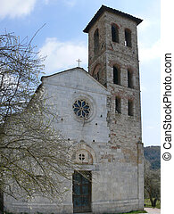 Romanesque parish church of Saints Giovanni and Felicita...