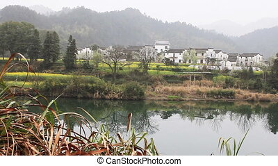 wuyuan14mov - beautiful old village in China