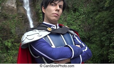 Male Cosplay Prince Outfit
