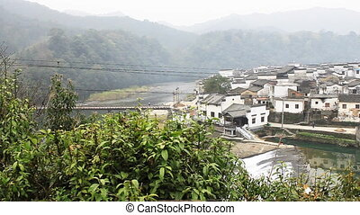 wuyuan16.mov - beautiful old village in China