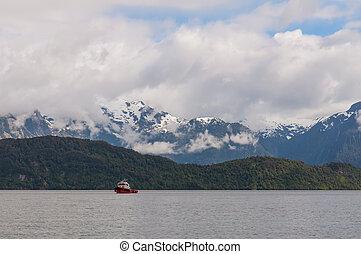 Chilean Fjords, Patagonia, Patagonia