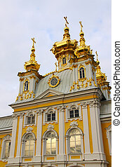 Saint petersburg. Peterhof