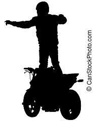 Sport motor ten