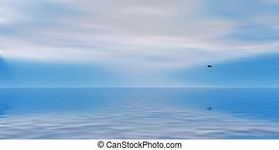 long distance cal - marine landscape