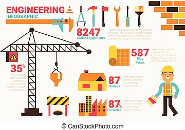 Engineering concept illustration