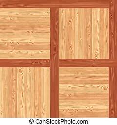 Versailles Parquet Seamless Floor Pattern
