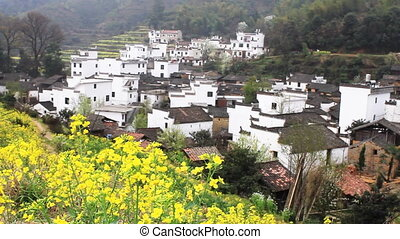 wuyuan30.mov - beautiful old village in China
