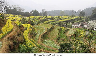 wuyuan32.mov - beautiful old village in China