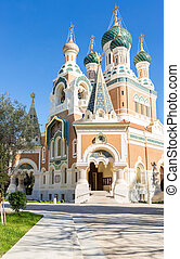 Orthodoxy church Nice France - Orthodoxy church in Nice...