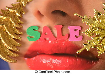 WORD SALE ONA A ABSTRACT BACKGROUND