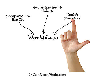 What influence the workplace