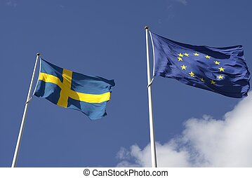 Swedish National flag