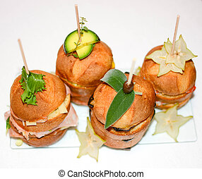 finger food - original finger food of Italian cuisine