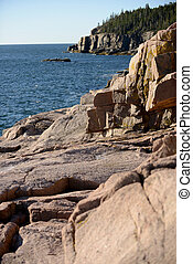 Acadia National Park in New England - Acadia National Park...