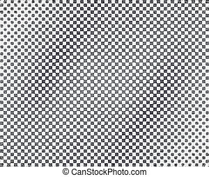 White woven background - White woven texture with some soft...