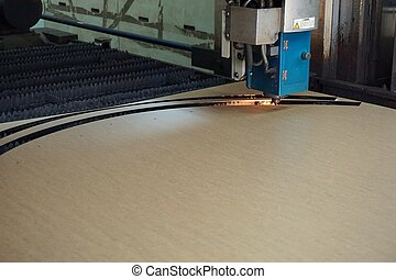 laser cutting machine - working of laser cutting machine in...