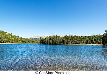 West Tensleep Lake View - View of West Tensleep Lake in...