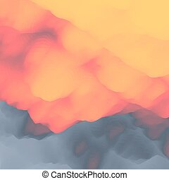 Lava Abstract background Modern pattern For Your Design -...