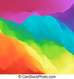 Colorful Abstract Background Design Template Modern Pattern...