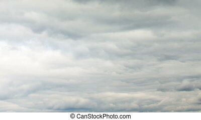 Storm Clouds Moving in the Blue Sky White, rain, gray, haze,...