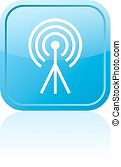 Connection web icon