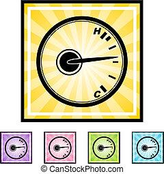 Temperature Guage - Temperature Gauge