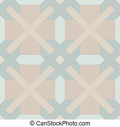 Diagonal abstract geometric pattern. Repeated seamless...