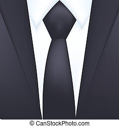 Tuxedo vector background