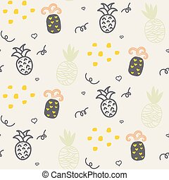 Baby pattern design Nursery kid background - Baby pattern...