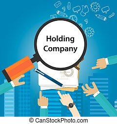 Holding Company Types of business corporation organization...