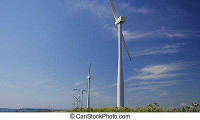 Windmill for electric power production - Windturbines for...