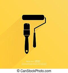 Tools vector icon.