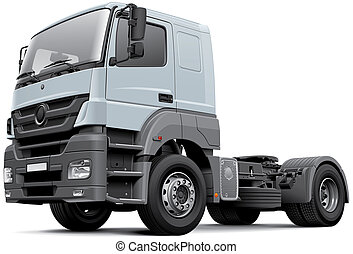 European commercial freight vehicle - High quality...