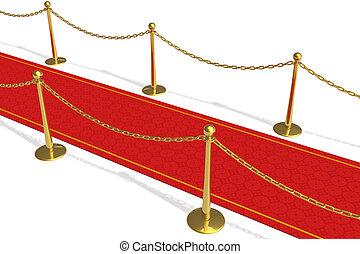 Red carpet  - Red carpet