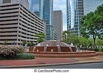 Houston Buildings, Texas - Buildings in Houston, Texas,...