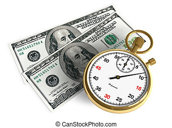 Time is money  - Time is money