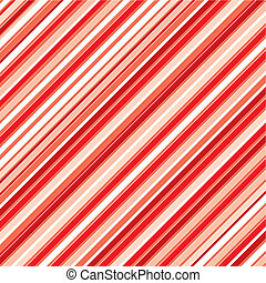 Red abstract background with strips, vector illustration