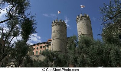 Porta Soprana and olive trees - Porta Soprana, the best...