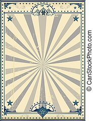 Circus circus vintage poster - A circus vintage poster for...