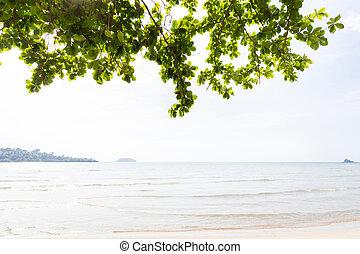 Koh chang beach Thailand