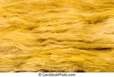 Material of glass wool insulation