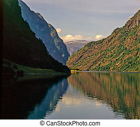 Fjord in Norway