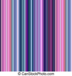Seamless pink and blue vertical lines pattern background.